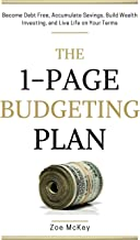 The 1-Page Budgeting Plan