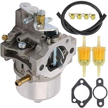 CQYD New 15003-2943 Carburetor for Kawasaki Mule 600 610 SX XC SC 4x4 Models Carburetor Assembly 15004-0953 KAF400 2005-2019