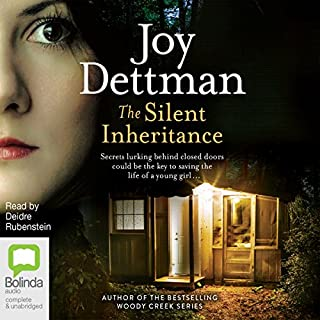 The Silent Inheritance cover art