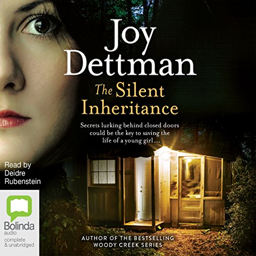 The Silent Inheritance audiobook cover art