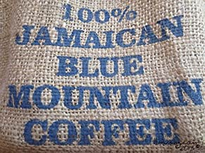5 lbs of Authentic, 100% Certified Jamaica Blue Mountain Coffee   Roasted to Order (Medium Roast)