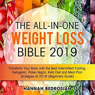 The All-in-One Weight Loss Bible 2019 cover art