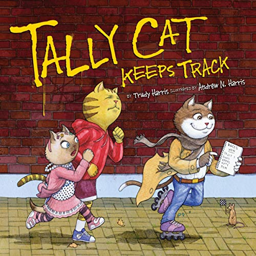 Tally Cat Keeps Track cover art