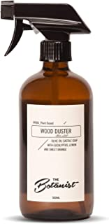 The Botanist - 500ml Wood Duster - Plant-based and natural cleaner for your wooden furniture