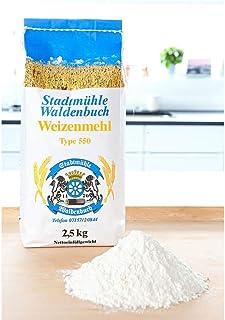 Weizenmehl Type 550, 5 kg