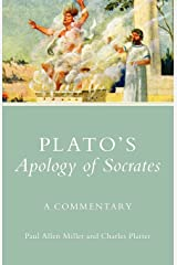Plato's Apology of Socrates: A Commentary: No. 36 (Oklahoma Series in Classical Culture) Paperback