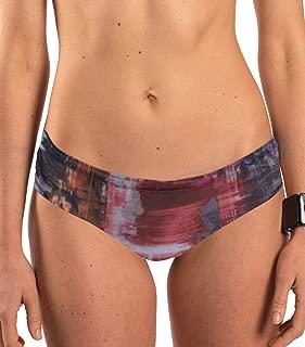 Kiniki Mykonos Tan Through High Waisted Bikini Brief