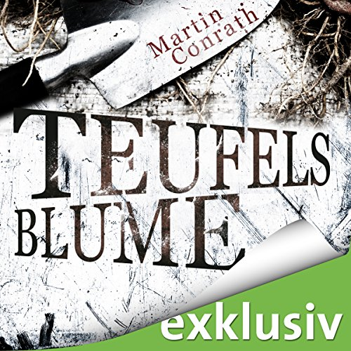 Teufelsblume audiobook cover art