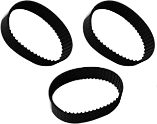 Swess 36-610 Drive Belt for Delta Table Saw 34-674 34-670 100XL100 36-600 TS300 (Pack of 3)