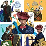 SmileMakers Mary Poppins Returns Stickers -...