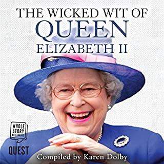 The Wicked Wit of Queen Elizabeth II Titelbild