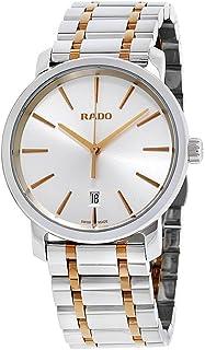 ساعت مچی مردانه Rado DiaMaster نقره ای Dial Silver R14078103