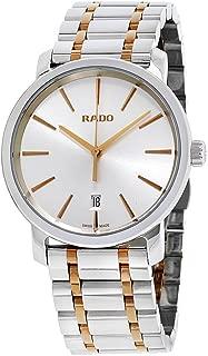 Rado DiaMaster Silver Dial Stainless Steel Men's Watch R14078103