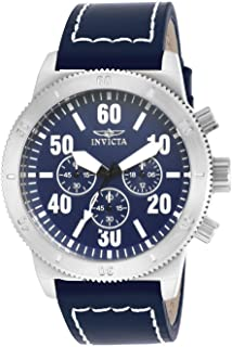 Invicta Watch for Men - Leather