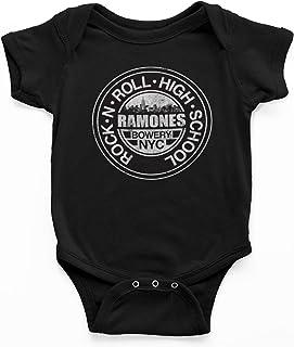 Absolute Cult Ramones Rock N Roll High School Strampler