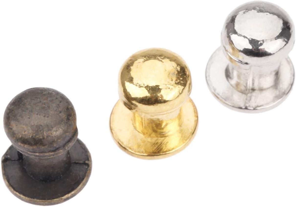 X-Baofu XBF-TOOL 10Pcs 7x10mm Mini Schmuckschatulle Kommode Fall Schubladenschrank T/ürgriff Knopf Griff Antique Brass//Silber//Gold Farbe M/öbelgriffe Farbe : Antique Bronze