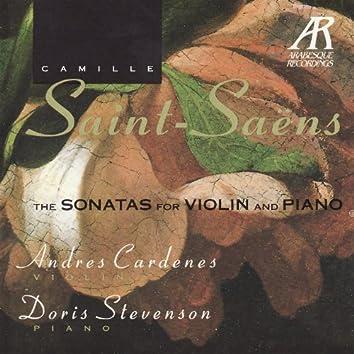 Saint-Saëns: Sonatas Nos. 1 & 2