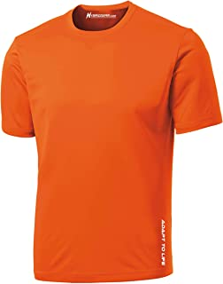 Performance Men's Moisture Wicking Short Sleeve T-Shirt