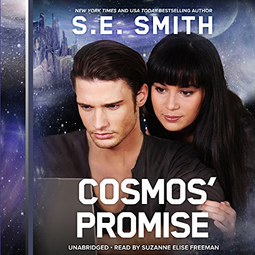 Cosmos' Promise audiobook cover art