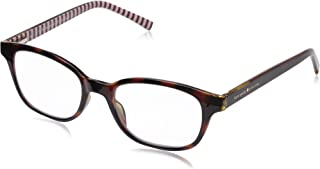 Kate Spade Women's Kya Cateye Readers, Havana, 1.5
