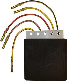 DZE 2532 Voltage Regulator compatible with Polaris Ranger 6x6//4 500 700 Sportsman 500 700 800 07-09 08-09 Replaces #4011925#4011569#4012384#4011569 07-10 RZR 800