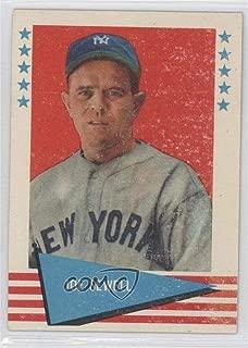 Joe Sewell (Baseball Card) 1961 Fleer Baseball Greats - [Base] #76