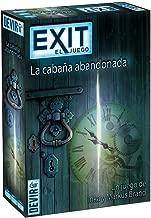 Devir - Exit: La cabaña abandonada, Ed. Español (BGEXIT1)