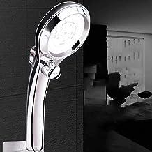 """Douchekop met""""aan/uit"""" knop, universele handdouche om water te besparen, verstelbare badkamer handdouche met filter,"""