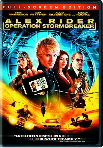 Alex Rider - Operation Stormbreaker