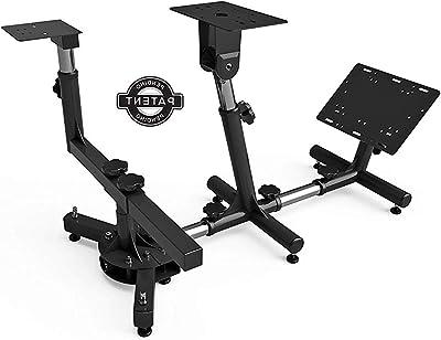 Amazon Com Racing Simulator Steering Wheel Stand Mounting Plate