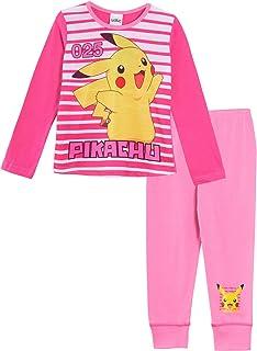 Vanilla Underground Pokemon Pikachu Besties Evoli Court Blanc de Fille Rose Jambe Pyjama
