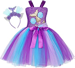 MetCuento Dragon Csotume for Girls Toddler Dress Up Role Play Fancy Party Halloween Costume