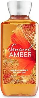 Bath & Body Works Shea & Vitamin E Shower Gel Sensual Amber 10oz
