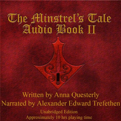 The Minstrel's Tale, Book 2 audiobook cover art