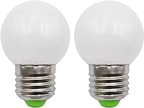 E27 LED-lamp AC12V/DC12-24V 3W Vervangt 30W halogeenlamp E27 LED Klein G45 gloeilamp voor Off Grid Solar Verlichting Marin...
