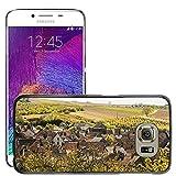 Premio Sottile Slim Cassa Custodia Case Cover Shell // M00243343 Bourgogne Irancy Vins Boissons // Samsung Galaxy S6 (Not Fits S6 EDGE)