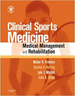 Clinical Sports Medicine - Hardcover