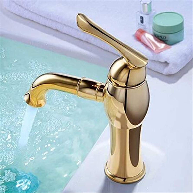 Küche heies und kaltes Wasser Messing Chrom Wasserhahn Becken Wasserhahn Becken hei und kalt Kupfer Becken Wasserhahn