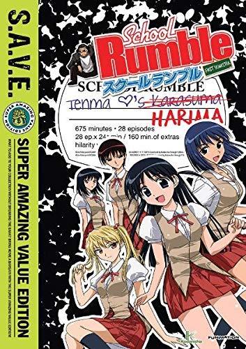 School Rumble - First Semester & OVA's S.A.V.E.