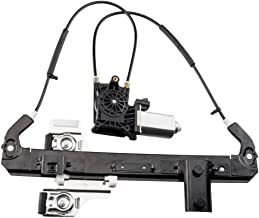 MILLION PARTS Passenger Rear Power Window Lift Regulator with Motor Assembly Replacement for 2002-2006 Cadillac Escalade 2000 2001 2002 2003 2004 2005 2006 Chevrolet Tahoe & GMC Yukon