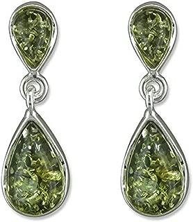Best amber silver earrings Reviews