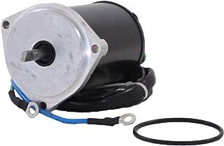 Rareelectrical NEW 12V TILT TRIM MOTOR COMPATIBLE WITH YAMAHA T60TLR 6C5-43880-01-00 6C5438800100