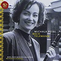 Bach/Telemann: Works for Recorder and Strings (1998-11-09)