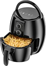 Oriental eLife Air Fryer, 4.7 Quart Air Fryers Oven for Roasting Baking Grilling with Presets & Adjustable Temperature Ove...