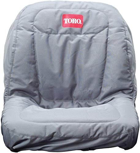 discount Genuine outlet online sale OEM Toro 117-0096 Seat Cover for Seat without new arrival Armrest outlet online sale