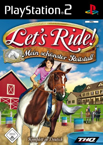 LETS RIDE - Konsolen-Spiele - PlayStation 2