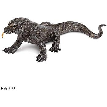 Safari (サファリ) コモドオオトカゲ フィギュア -XL 268829