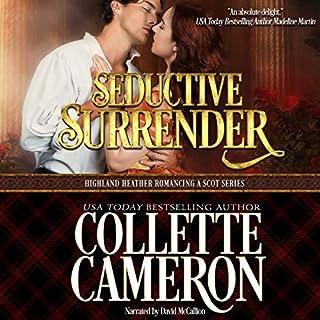 Seductive Surrender audiobook cover art