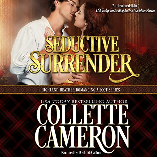 Seductive Surrender     Highland Heather Romancing a Scot Series, Book 6              De :                                                                                                                                 Collette Cameron                               Lu par :                                                                                                                                 David McCallion                      Durée : 7 h et 52 min     Pas de notations     Global 0,0