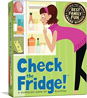 Melon Rind Check The Fridge! - Adding to 25 Math Card Game for Kids (Ages 8 and up)